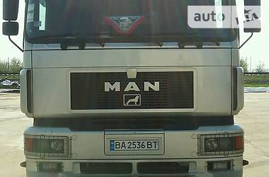 MAN 19.463 1998 в Кропивницком
