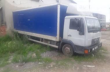 MAN 8.145 2001 в Ивано-Франковске