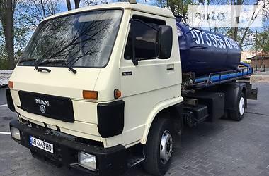 Машина ассенизатор (вакуумная) MAN 8.150 груз. 1993 в Виннице
