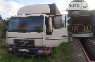 Фургон MAN 8.163 2000 в Харькове