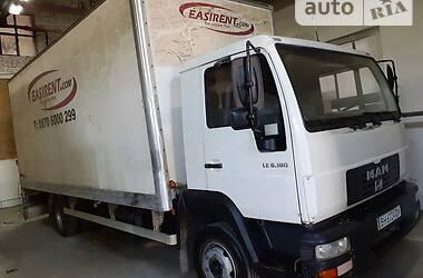 Фургон MAN 8.180 2006 в Измаиле