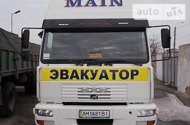 MAN 8.185 2003 в Житомире