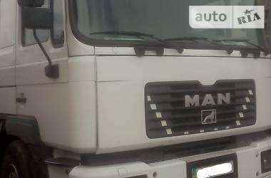 MAN F 2000 2001 в Новограді-Волинському