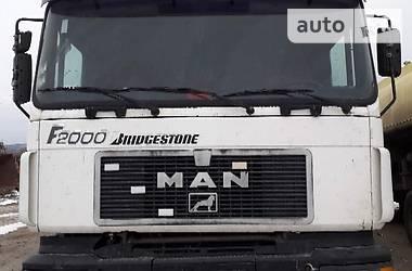MAN F 2000 1998 в Каневе