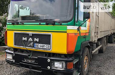 MAN F 2000 2000 в Первомайську