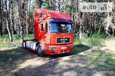 MAN F 2000 1999 в Краматорську