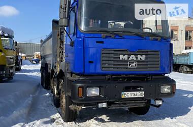 MAN F 2000 2001 в Львові
