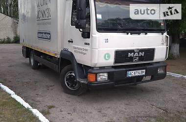 MAN L 2000 1996 в Ковеле