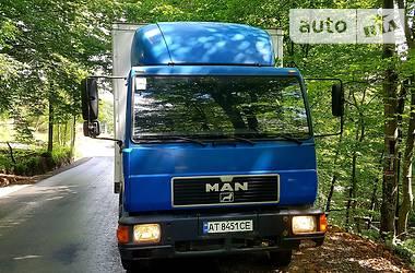 MAN L 2000 2000 в Коломые