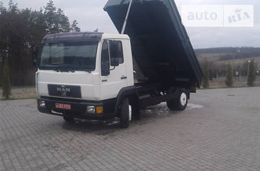 MAN L 2000 1995 в Бучаче