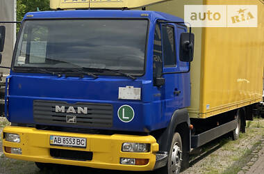 Фургон MAN LE 8.220 2001 в Вінниці