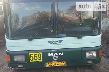MAN NL 202 1995 в Харькове