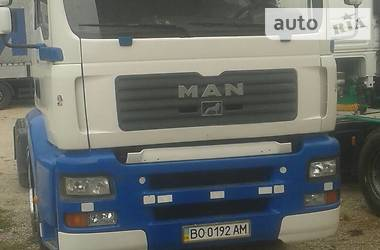 MAN TGA 2002 в Тернополе