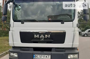MAN TGM 2010 в Львове