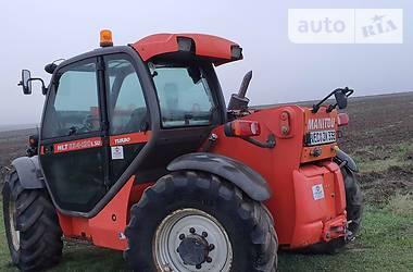 Manitou MLT 634-120 LSU 2007 в Луцке