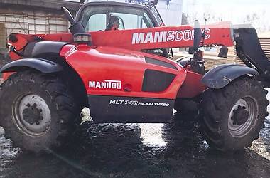 Manitou MLT 742  2005