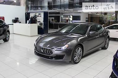 Maserati Ghibli 2019 в Киеве