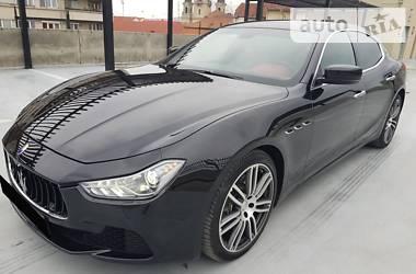 Maserati Ghibli 2014 в Ужгороде