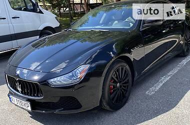 Maserati Ghibli 2016 в Києві