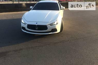 Maserati Ghibli 2015 в Харькове