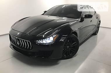 Maserati Ghibli 2018 в Киеве