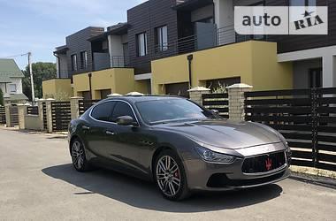 Maserati Ghibli 2017 в Тернополі