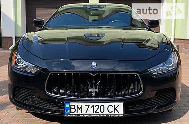 Седан Maserati Ghibli 2013 в Киеве