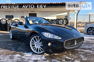 Maserati GranCabrio 2015 в Киеве