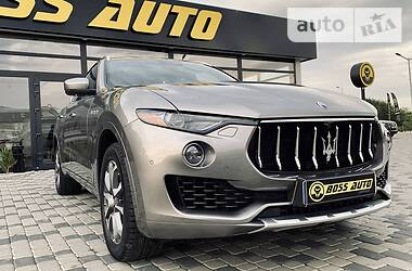 Maserati Levante 2017 в Мукачево