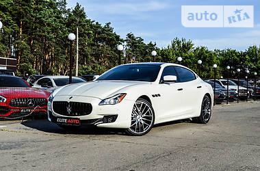 Maserati Quattroporte 2015 в Киеве