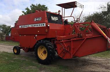 Massey Ferguson 240 1975 в Березному