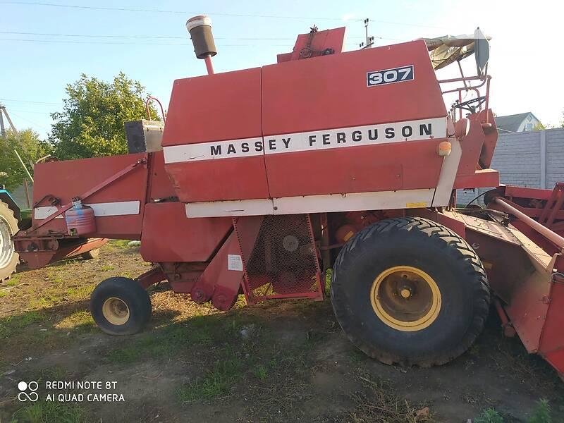 Massey Ferguson 307