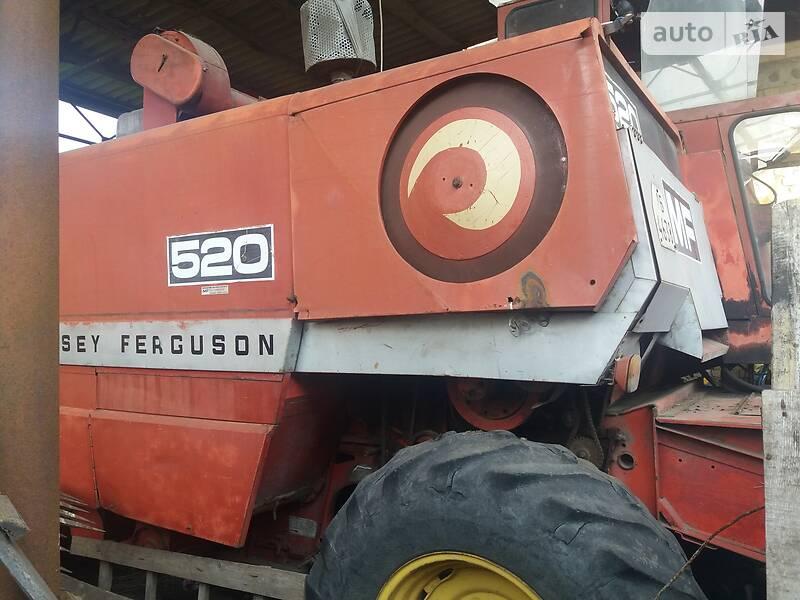 Massey Ferguson 520