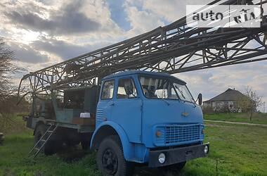 Буровая установка МАЗ 3570 1989 в Краснокутске