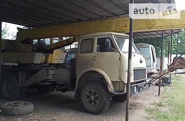 Автокран МАЗ 3577 1986 в Подільську