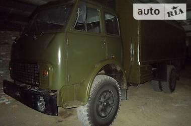 МАЗ 500 1990 в Барановке