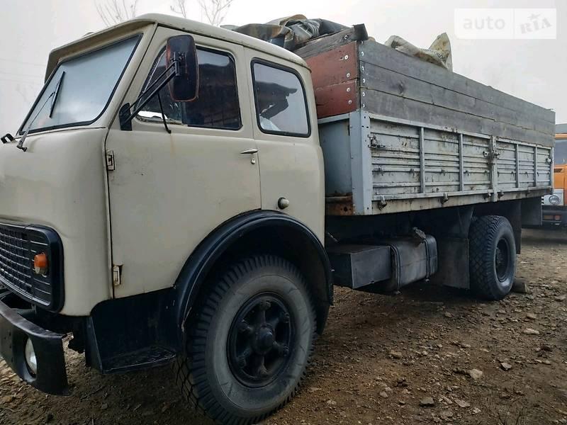 МАЗ 500 1989 в Березовке