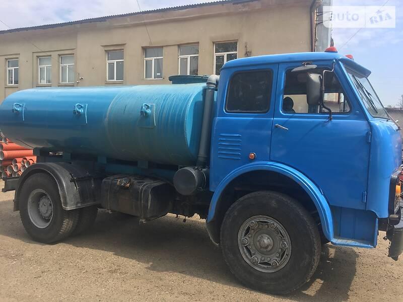 МАЗ 509 1987 в Черновцах
