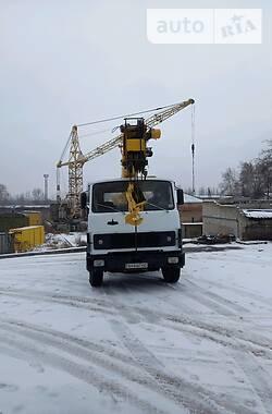 МАЗ 53371 1992 в Краматорске