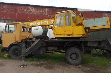 Автокран МАЗ 53371 1987 в Ахтырке