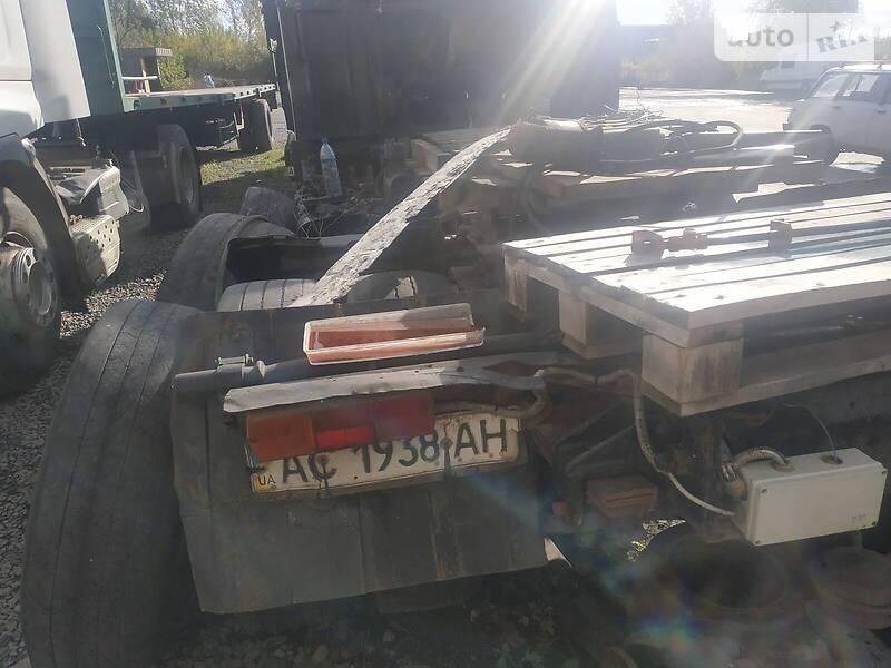 МАЗ 54321 2000 в Владимир-Волынском