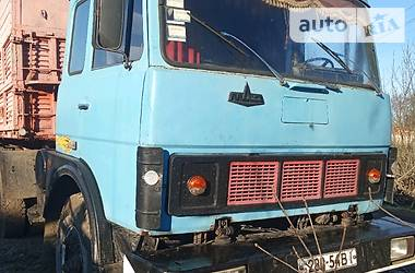 МАЗ 5432 1989 в Крыжополе