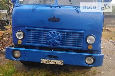МАЗ 5549 1980 в Малине