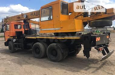 Автокран МАЗ 6303 2009 в Киеве