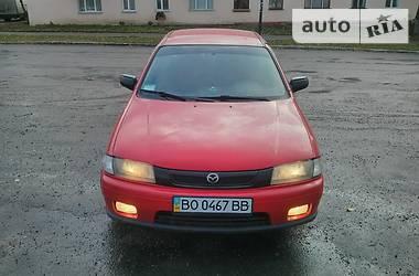 Седан Mazda 323 1998 в Лановцах