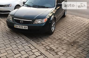 Mazda 323 2002 в Донецке