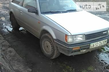 Mazda 323 GL 1988