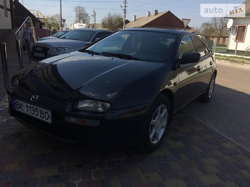 Mazda 323 1995 в Дубровице