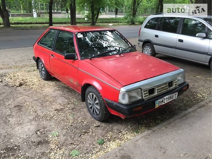 Mazda 323 1986 в Одессе