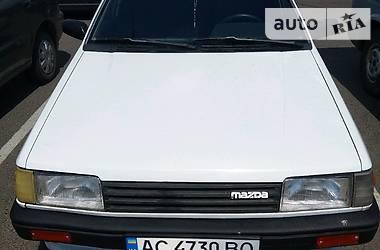 Mazda 323 1987 в Луцке